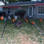 The giant spider is back