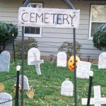 The graveyard by day