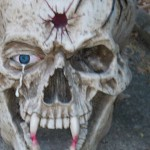 The big skull is back