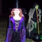 Sabrina stole my costume!