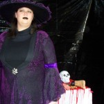 Me in my witch costume