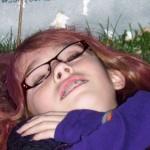 Sabrina in the graveyard