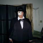 Me, as the Phantom of the Opera