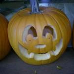 One of my pumpkins
